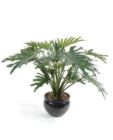 Kunstpflanze Philodendron Selloum, ca. 50cm