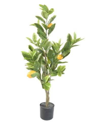 Künstlicher Zitronenbaum, ca. 90cm